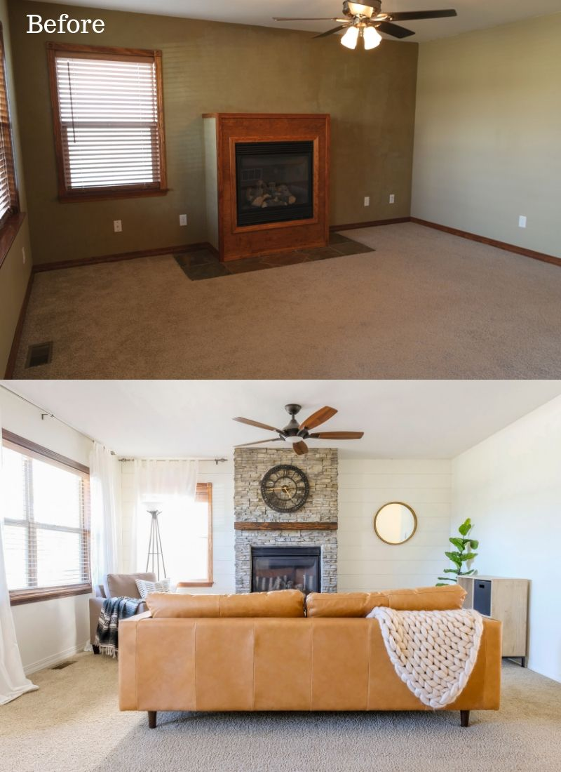 How To Brighten A Room With These 5 Easy Tips Joyfully Growing Blog Dark Living Rooms Colors To Brighten A Room Brighten Dark Room