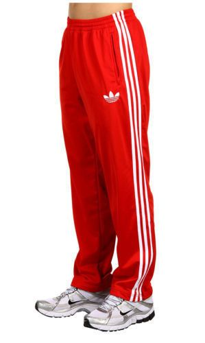2a0e0fd9 New Adidas MENS Originals Gym Basketball Firebird Tracksuit Pants Red SZ  2XL in Clothing, Shoes & Accessories, Men's Clothing, Athletic Apparel |  eBay