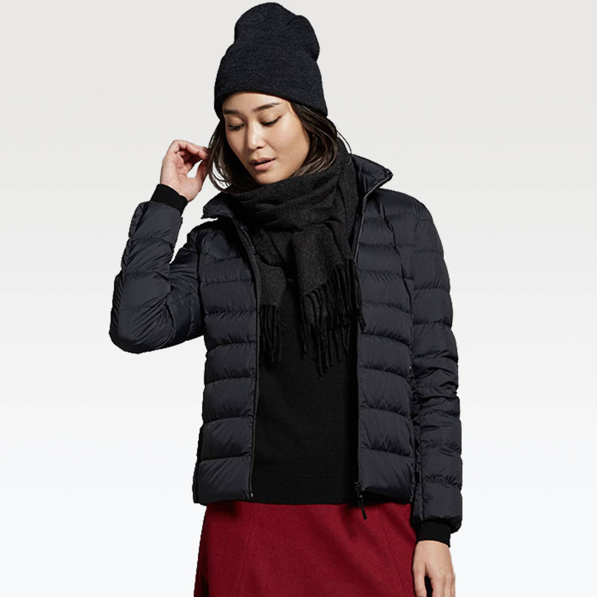 Women Ultra Light Down Jacket | Outerwear women, Jackets