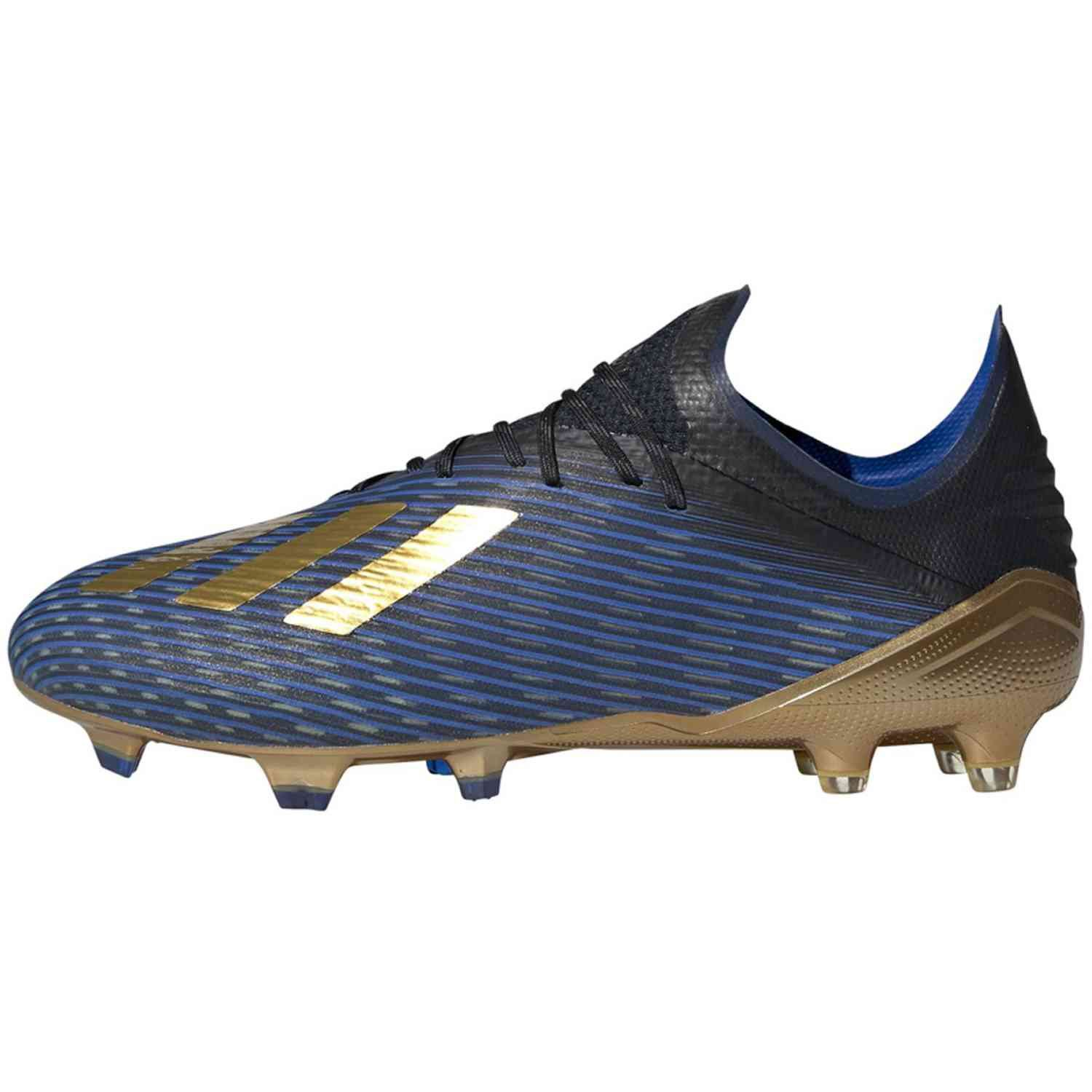 Adidas X 19 1 Fg Inner Game Soccerpro Soccer Boots Soccer Shoes Adidas
