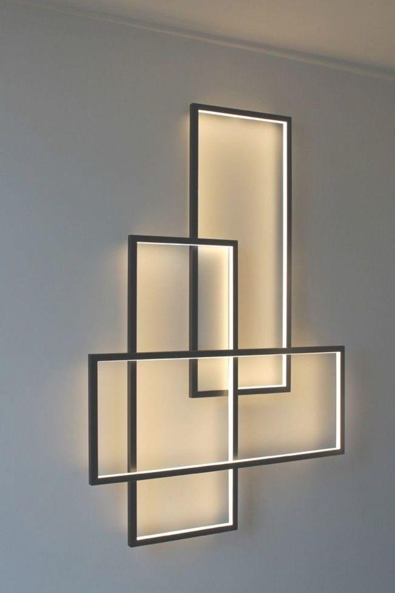 Indirekte Wandbeleuchtung Indirekte Beleuchtung Wandgestaltung Deko Ideen21 Contemporary Wall Clock Small Wall Clock Modern Houses Interior