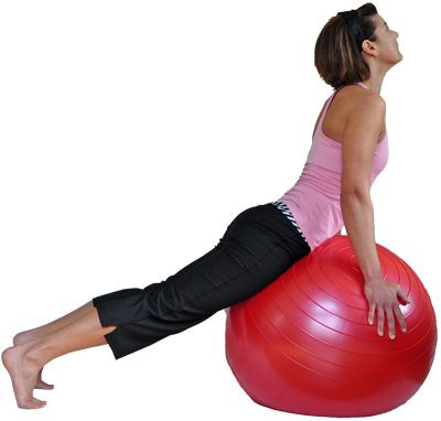 relax and challenge your balance and stability with these