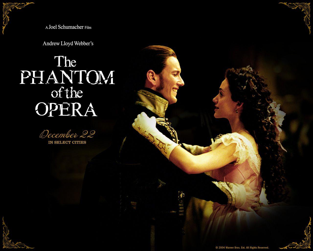 The Phantom Of The Opera Movie Wallpapers 2004 Phantom Of The