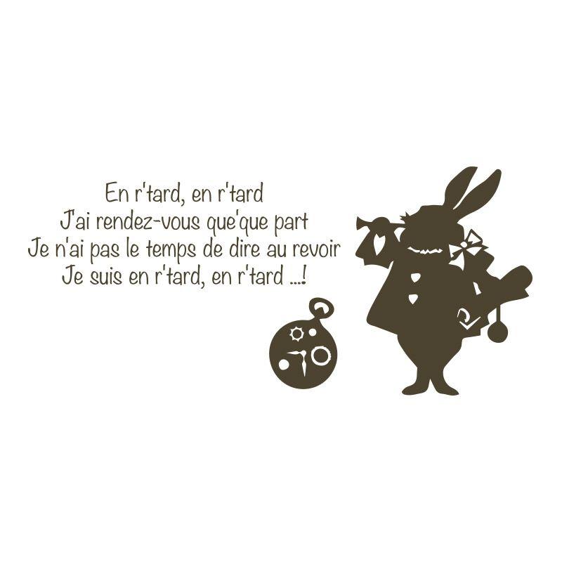 Le lapin d 39 alice au pays des merveilles lewis caroll petites phrases - Lapin d alice au pays des merveilles ...