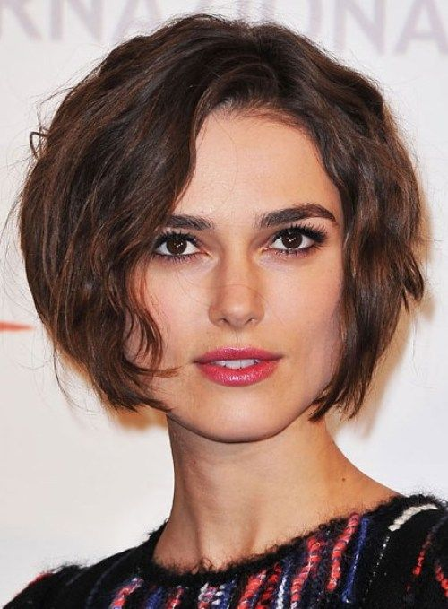 Hairstyles For Square Faces Prepossessing Bob Hairstyles 20162017 For Square Faces  Hairstyles Ideas