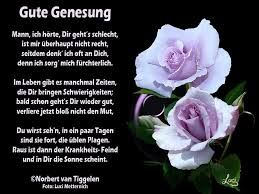 Bildergebnis Für Gute Besserung Von Norbert Tiggelen Gute
