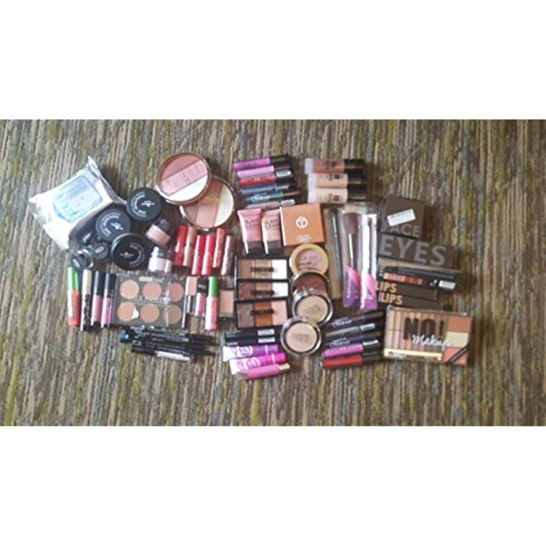 Wholesale Assorted Brand Name Cosmetics Makeup Lot 50pcs