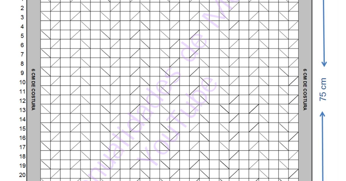 GRAFICO COJIN DRAPEADO MODELO ESPIGA.pdf | cojines drapeados | Filing