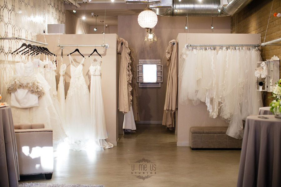 Fitting Rooms Small Space Bridal Boutique Interior Bridal