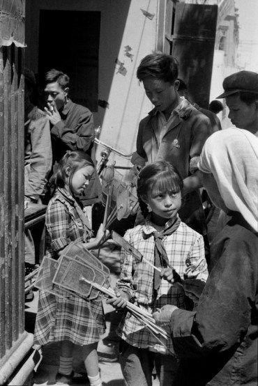 Henri Cartier Bresson China 1949 Henri Cartier Bresson