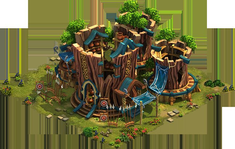 Elvenar google search buildings for games en 2018 for Disenos de fuentes y cascadas