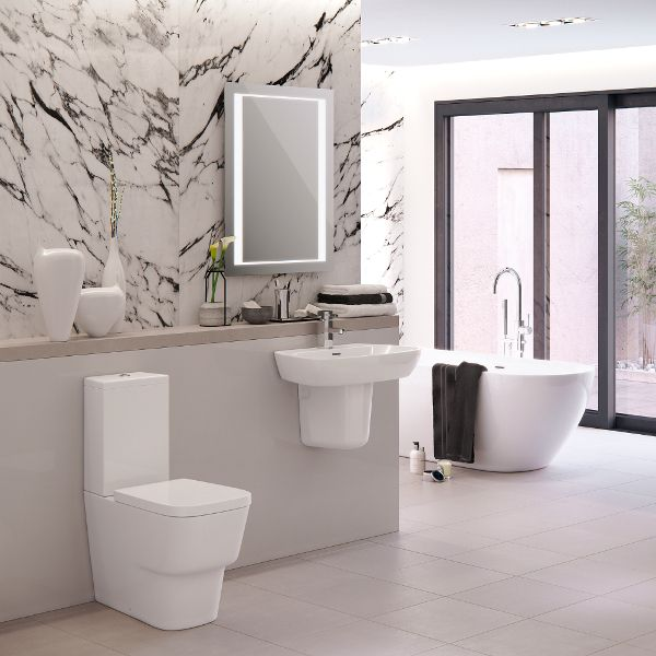 Abluftsysteme für das Badezimmer unterstützen die Lüftung