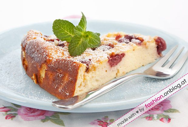 gesund-abnehmen-tag-5-mittagessen-kalorienarmer-kaesekuchen - gesunde küche zum abnehmen
