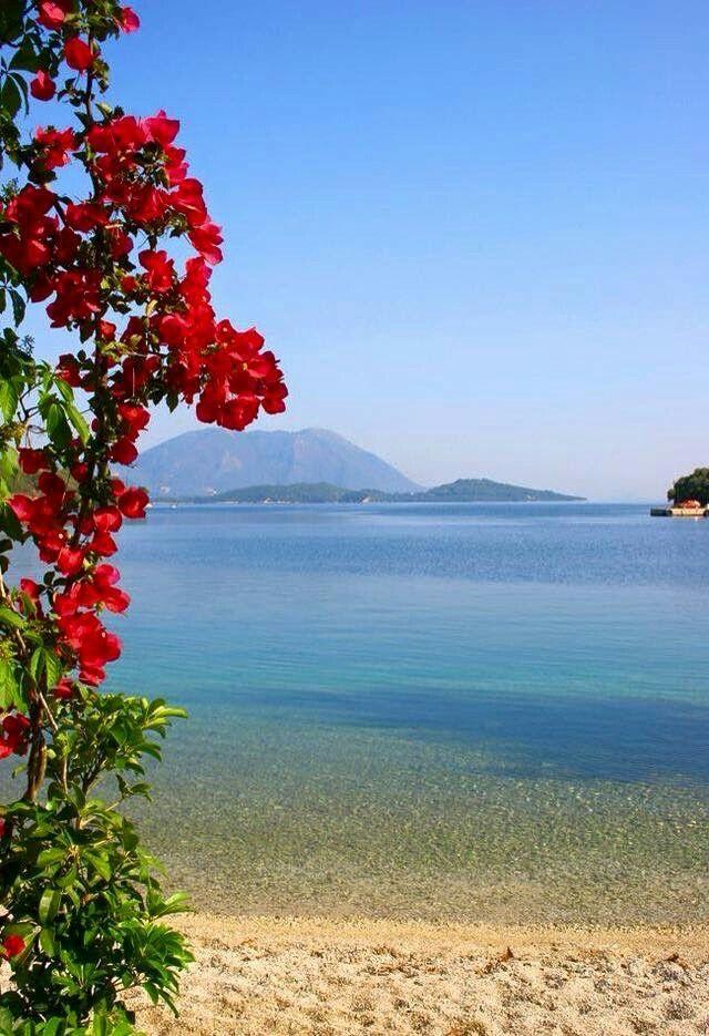 Meganisi,Greece   ♥