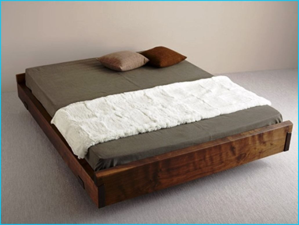 wood bed frames without headboard pictures wood