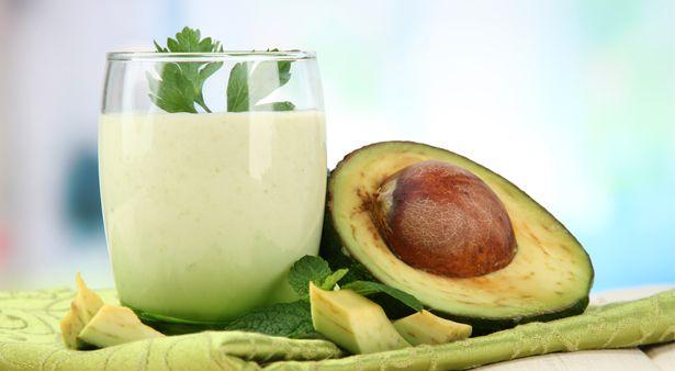 Meatless Friday: iaurt cu avocado