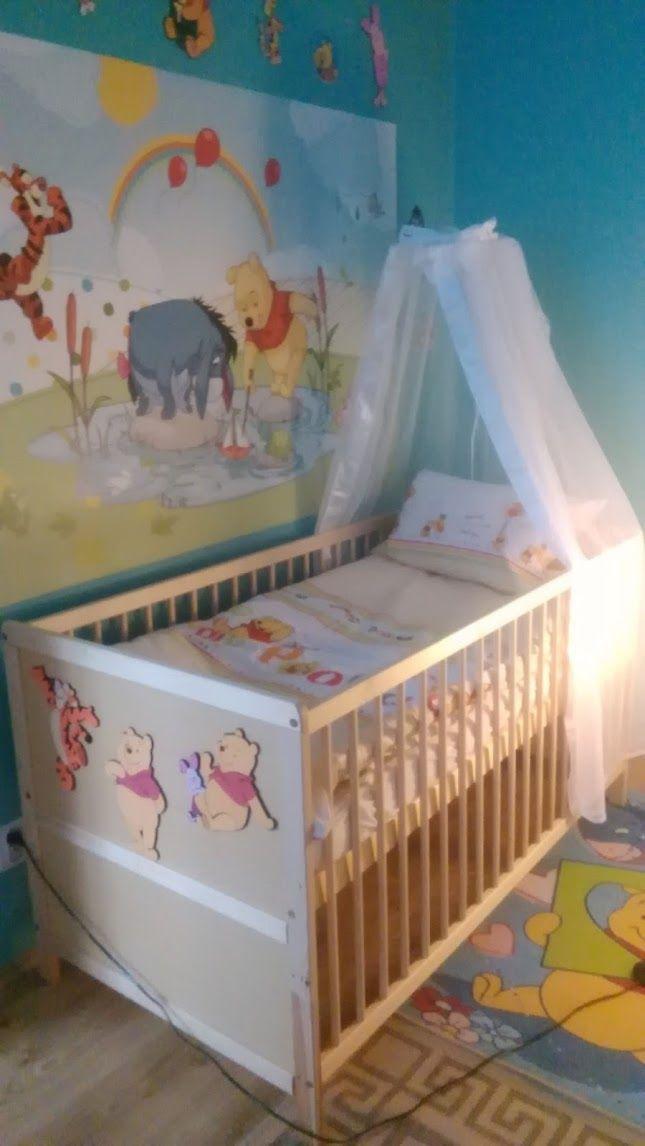Lozeczko Tapczanik 140x70 Toddler Bed Furniture Bed