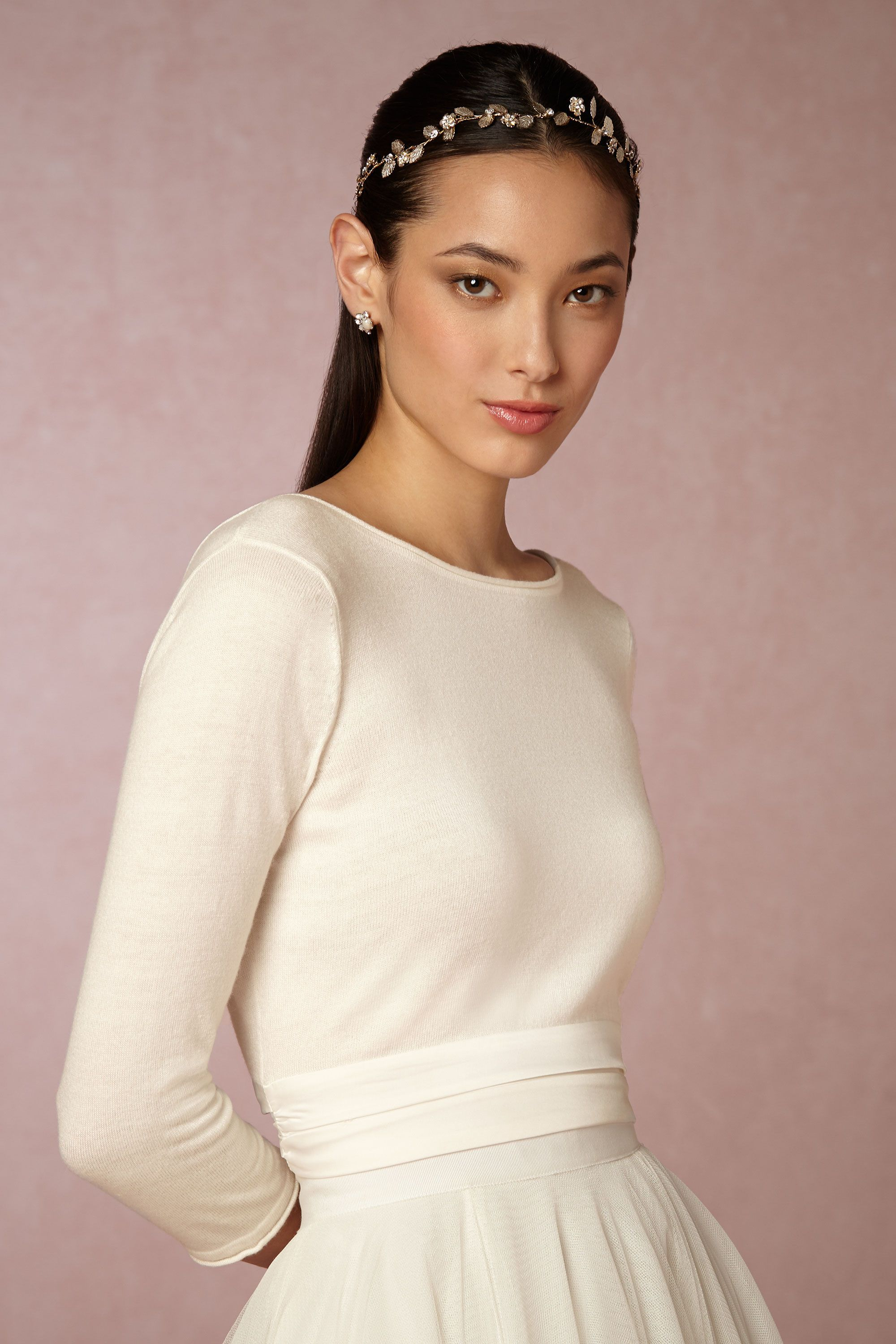 Agnes Sweater Wedding Dress Separates Wedding Sweater Top