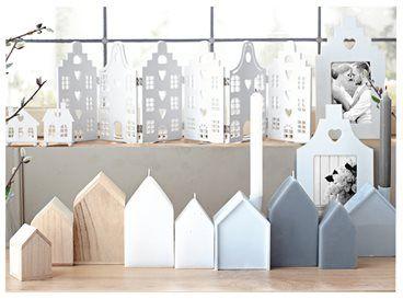 Huisjes xenos idee n voor het huis pinterest huisjes for Woondecoratie vensterbank