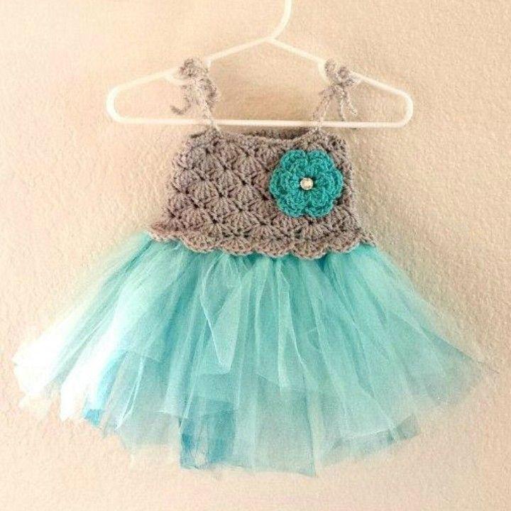 Pattern Crochet Tutu Dress From Modern Baby Crochet For 499 On