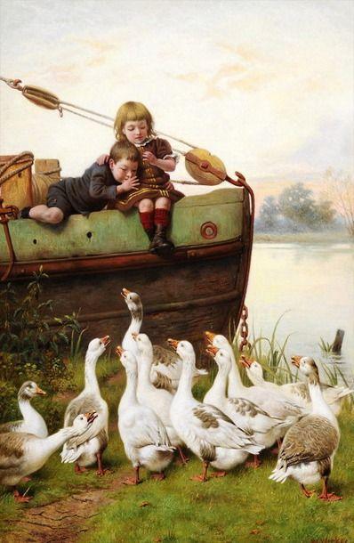 William Weekes (1842 – 1909, English)