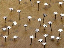 Raumgestalt blomsterspiker