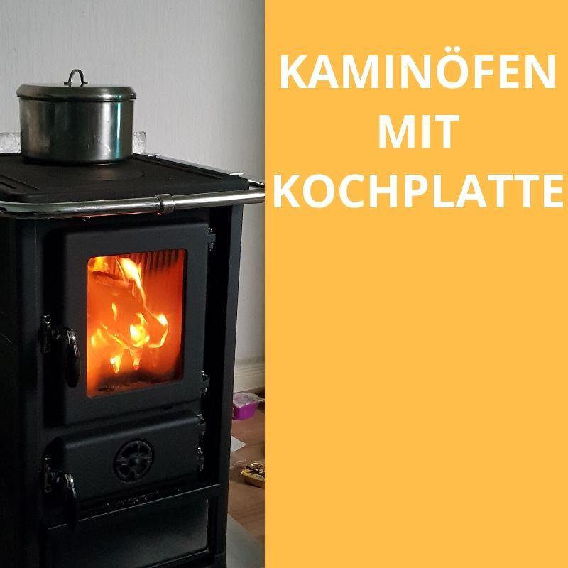 Kaminöfen Mit Kochplatte Sind Ganz Besonders Praktisch