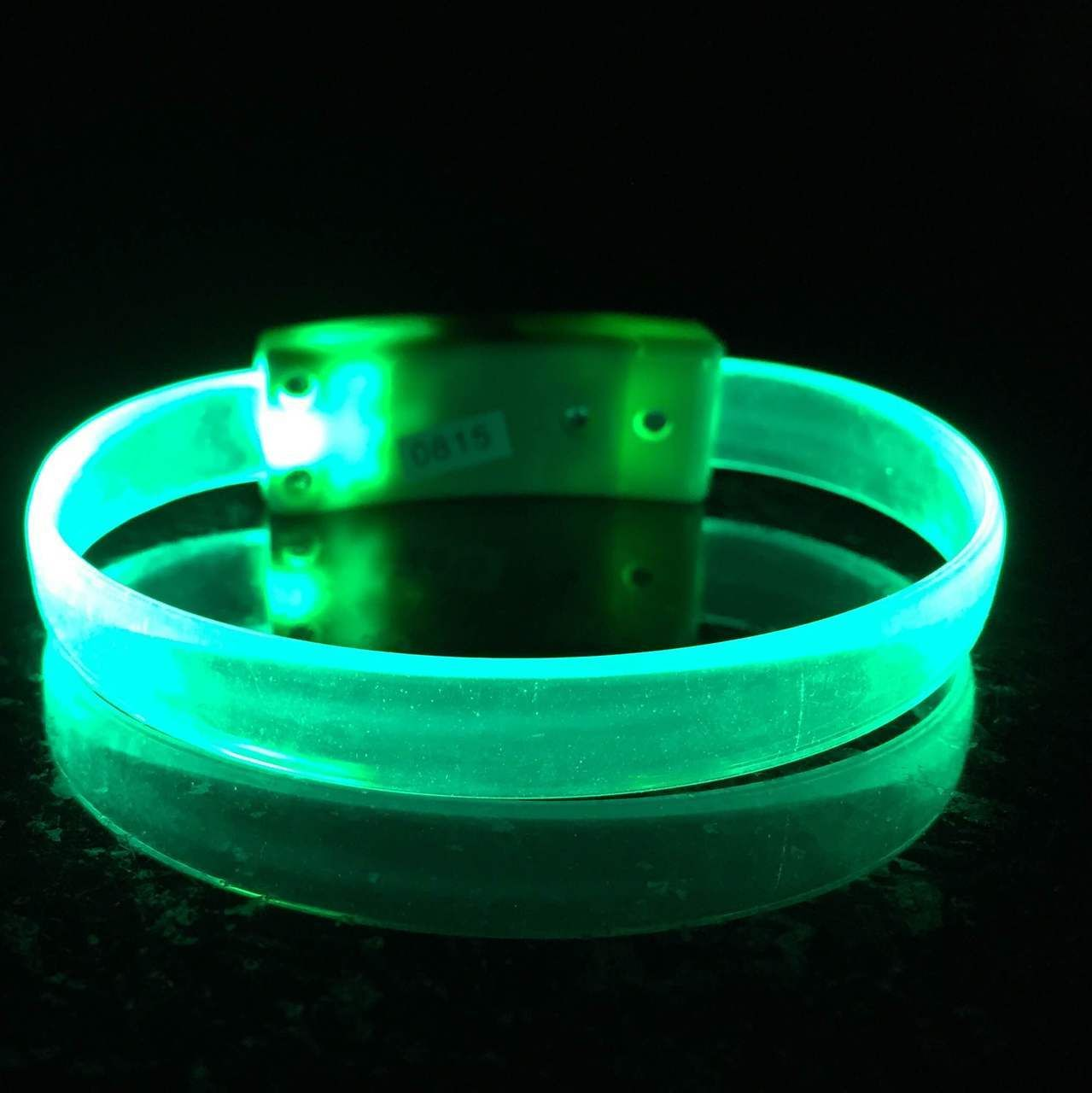 906df500ecf NightclubShop.com - LED WRISTBANDS - Light Up Optical LED Bands - Blank -  Not