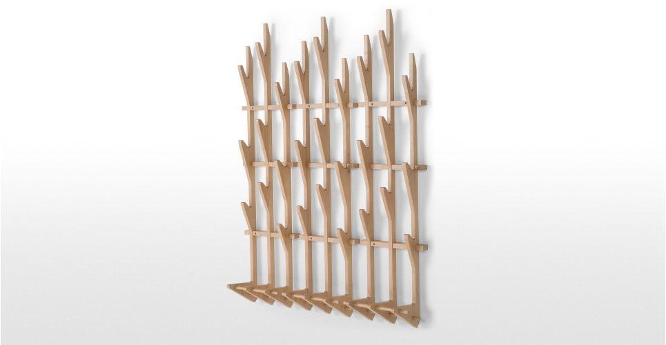Best Made Pine Coat Rack Hallway Coat Rack Wall Mounted Coat 640 x 480