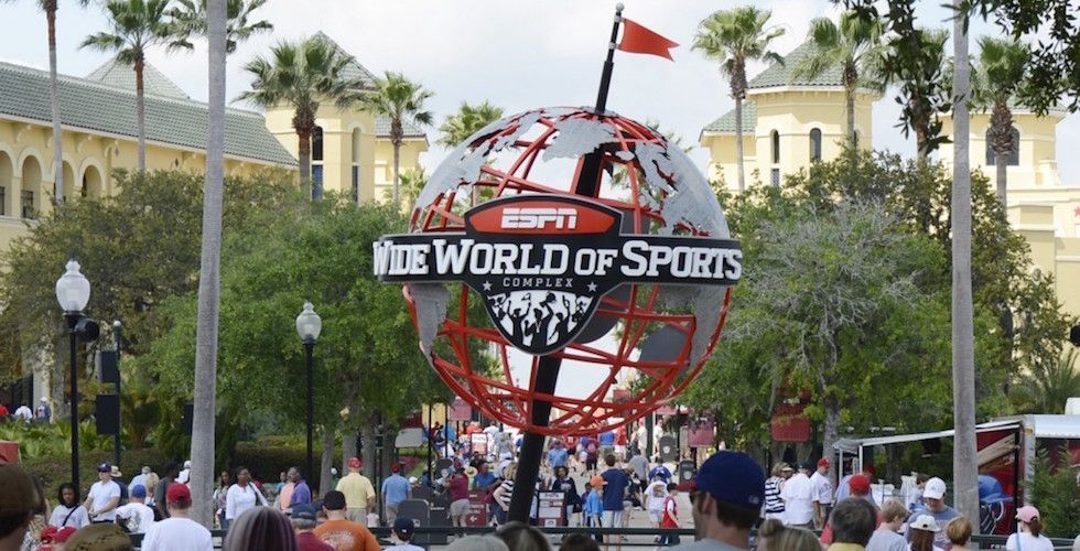 Labor Day Fan Zone event coming to ESPN Wide World of