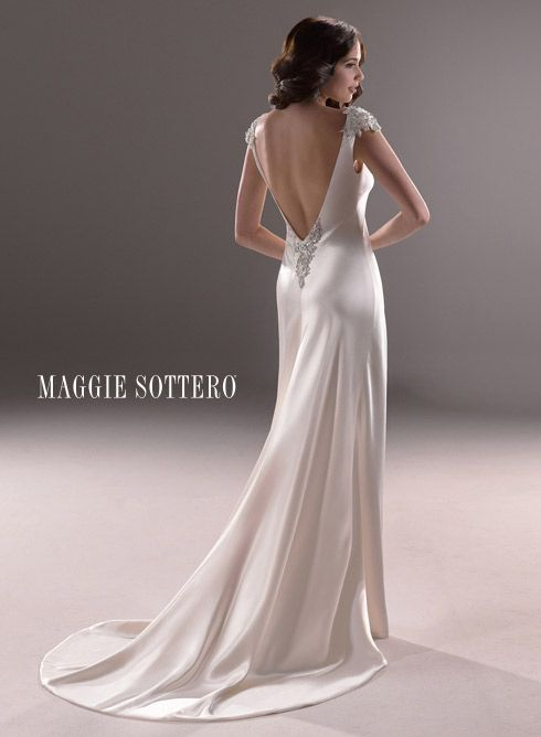 Large View Of The Orianna Bridal Gown