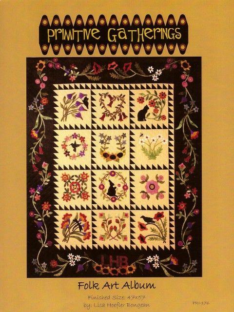 Folk Art Pattern