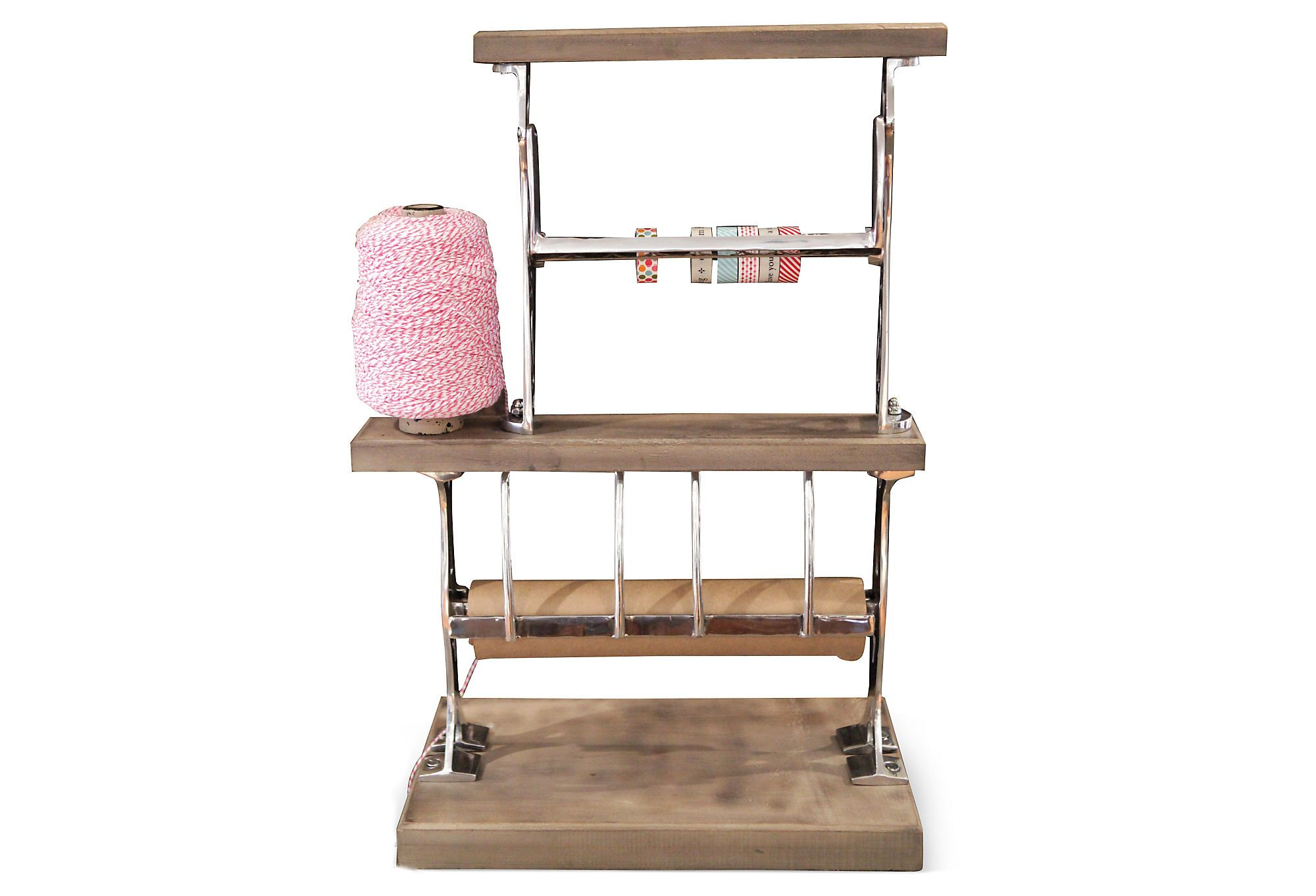 It S A Wrap Paper Cutter Ribbon Holder Station From One Kings