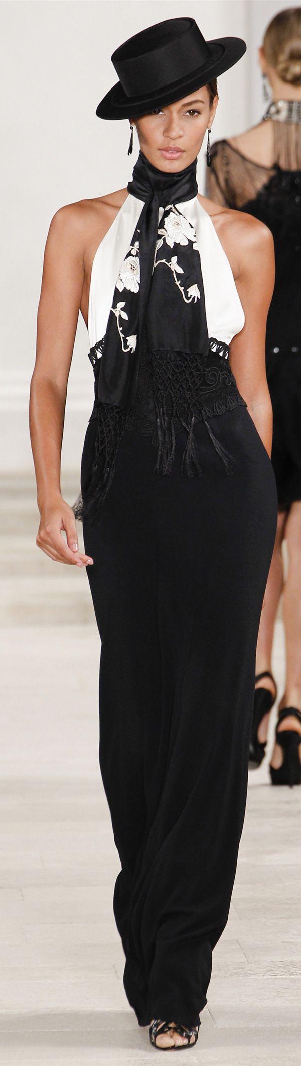 #RalphLauren con aire andaluz #tendencia #moda