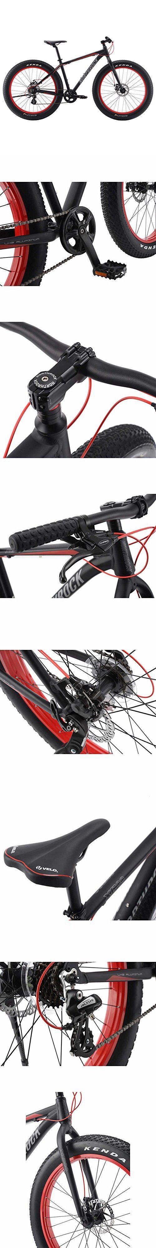 Northrock Xcoo Fat Tire Mountain Bike Mountain Bikes Pinterest