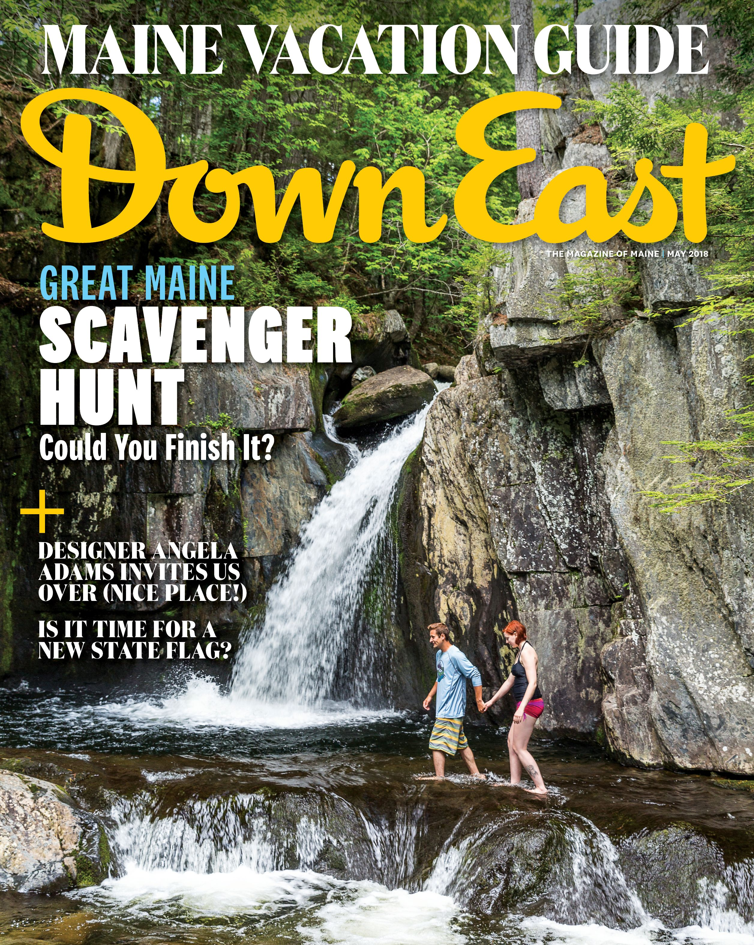 The 2018 Great Maine Scavenger Hunt   May 2018 | Vacation and Boating