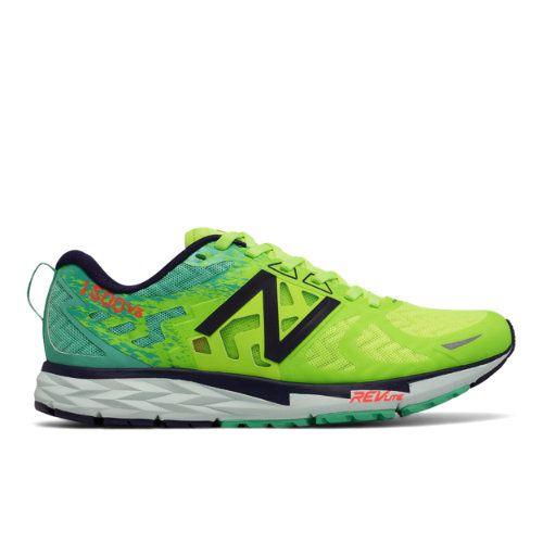 New Balance 1500v3 Women's Racing Flats Shoes - Green (W1500GB3 ...