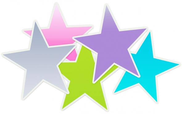 free stars clipart free