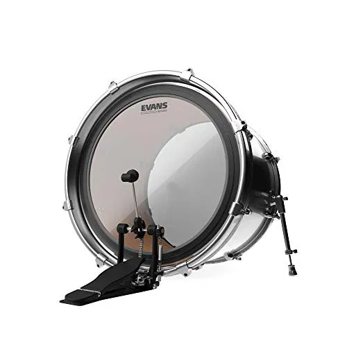 Evans Emad Clear Bass Drum Head 16 Inch Instrumentstogo Com Drum And Bass Drum Heads Drums