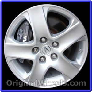 OEM Acura RL Rims Used Factory Wheels From OriginalWheelscom - Acura rl wheels