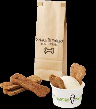 "The ""Poochini"" at Shake Shack Gourmet dog treats, Dog"