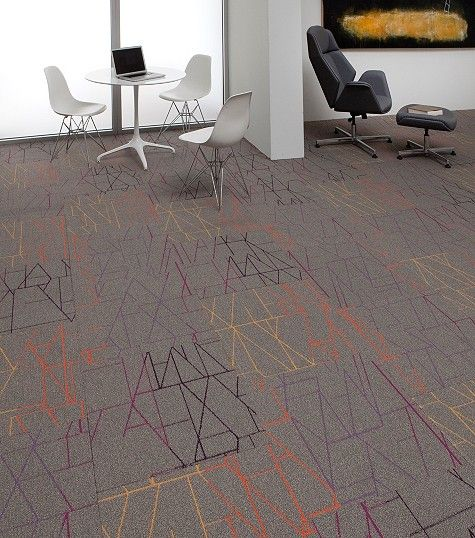 Thin Lines Carpet   Tandus Centiva Flooring