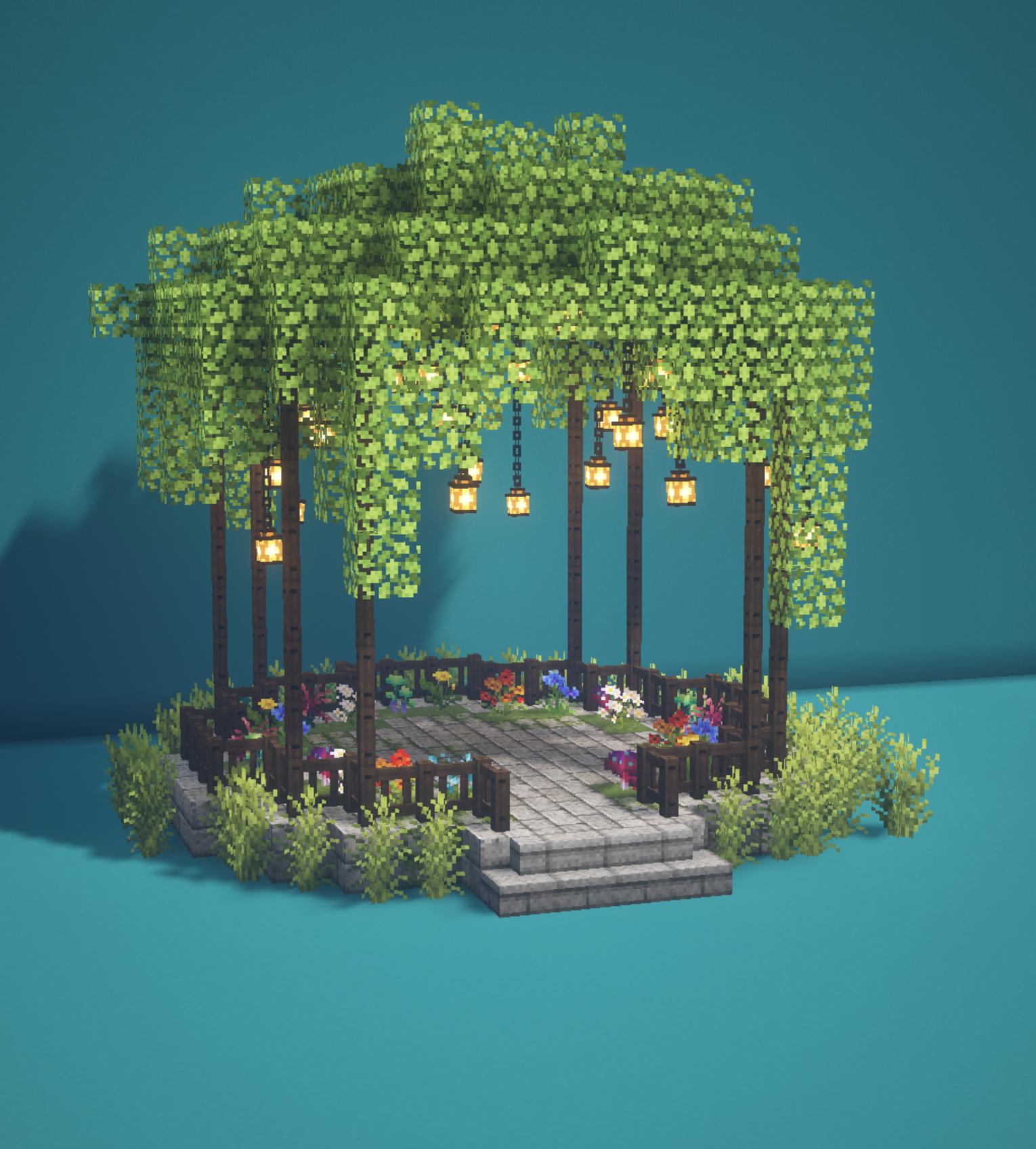 19+ Fairy garden minecraft info