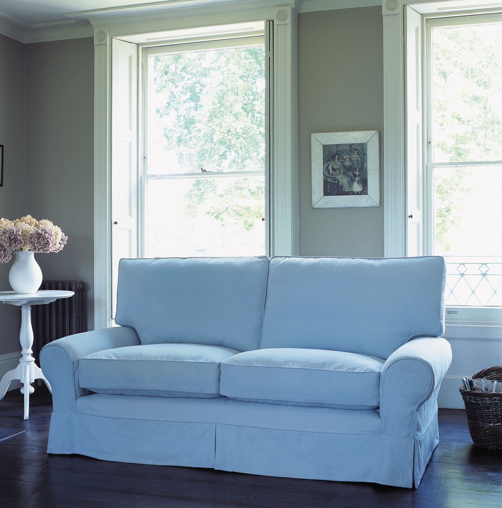 Best Classic Grey Living Rooms Classic Grey Living Room With 400 x 300