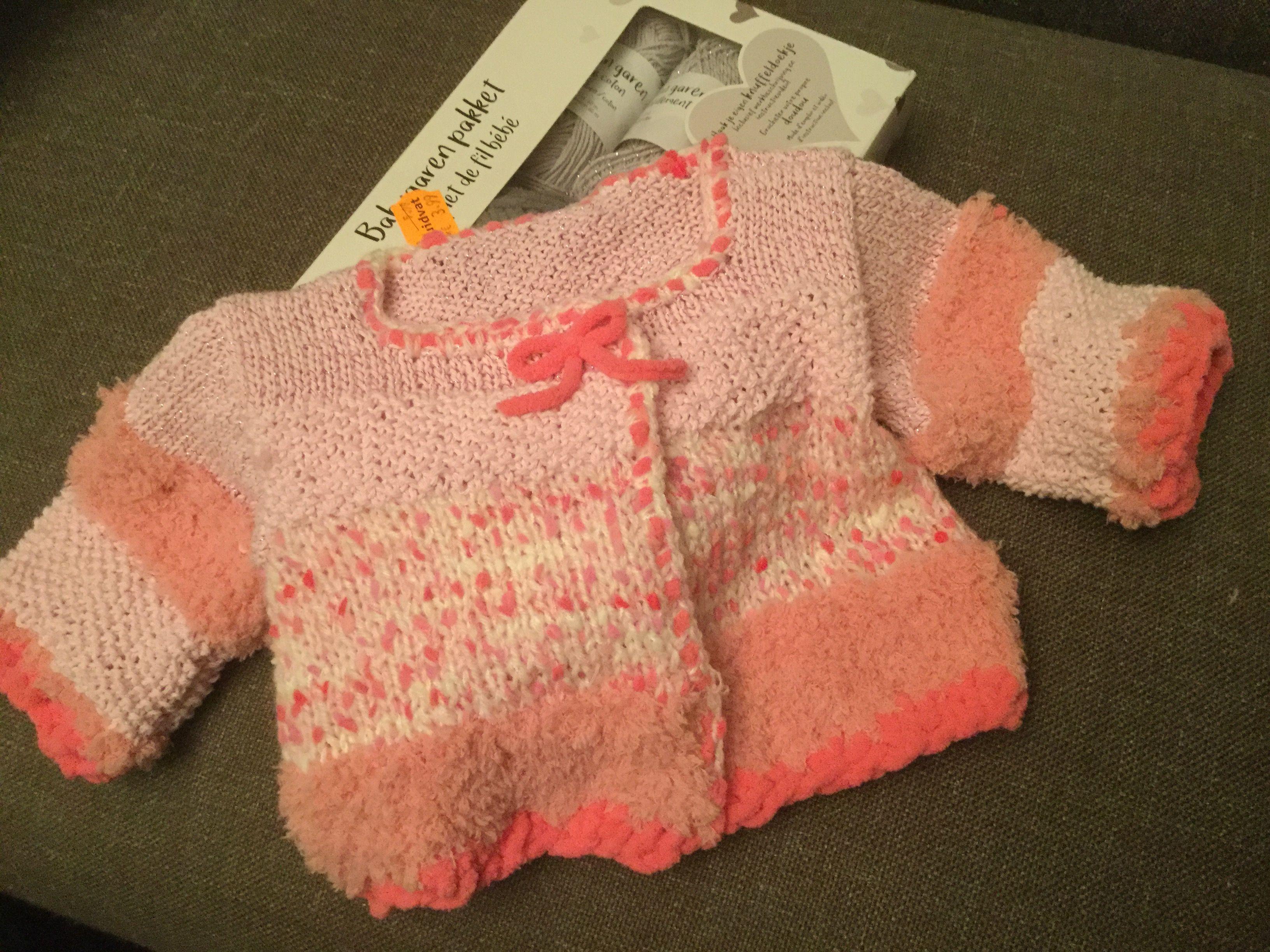 Het Kruidvat Babygarenpakket Is Bedoeld Voor Een Knuffeldoekje Maar