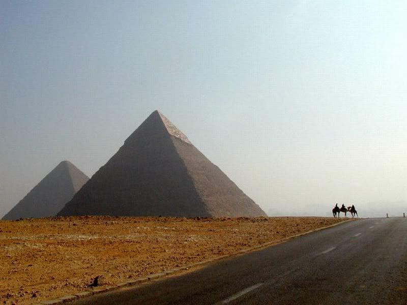 5th Chakra - Great Pyramid