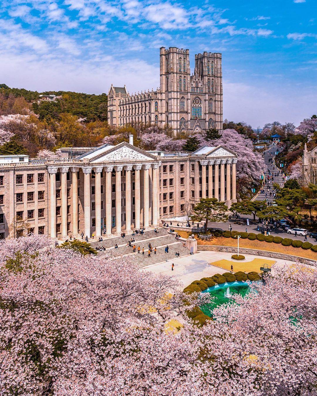 Kết quả hình ảnh cho Kyung Hee University