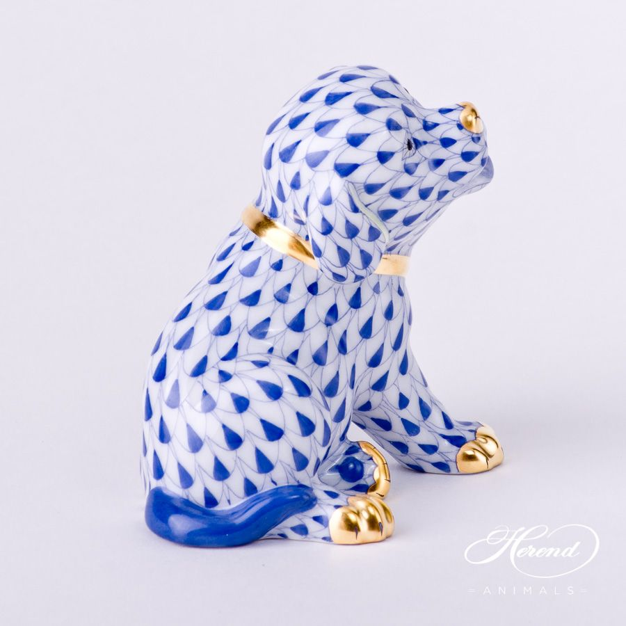 Dog - Puppy in 2019 | Dogs for Herend lovers | Porcelain