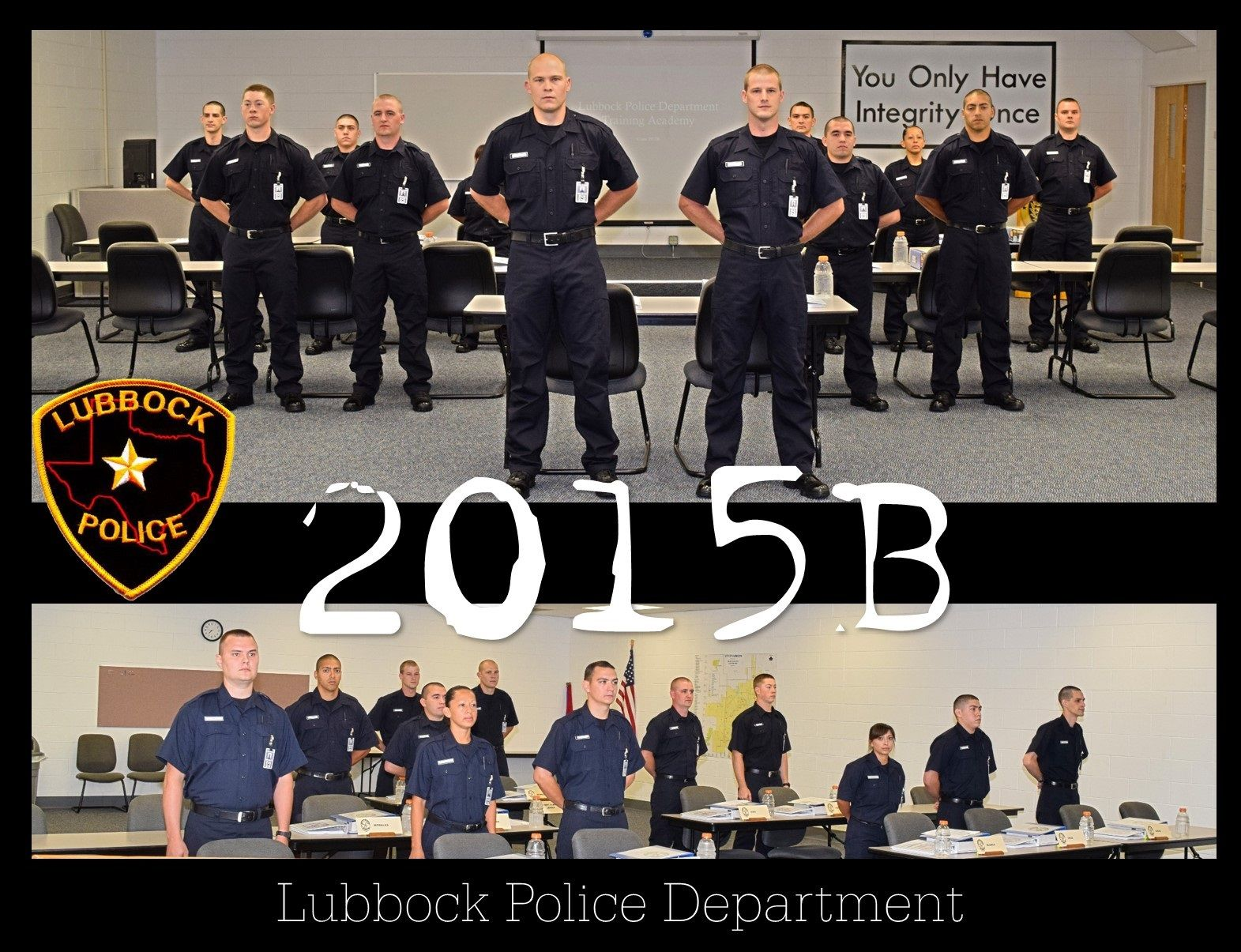 Class 2015b Started This Morning At The Lubbock Police Academy We Would Like To Wish You All Good Luck If Y Police Officer Requirements Police Police Academy
