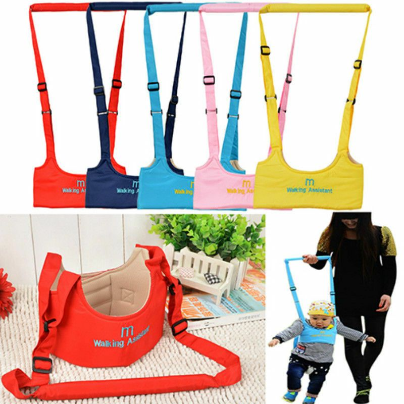 Walking Harness Aid Assistant Safety Rein Train Baby Toddler Learn to Walk UK